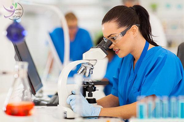 تکنسین آزمایشگاه - دوره تکنسین آزمایشگاه - دوره متصدی آزمایشگاه