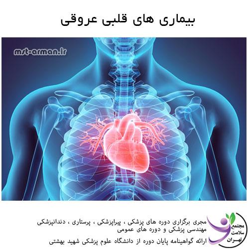 دوره تکنسین داروخانه - بیماری های قلبی عروقی