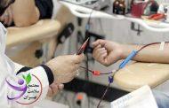 سهم بالای تهران از مصرف خون در کشور