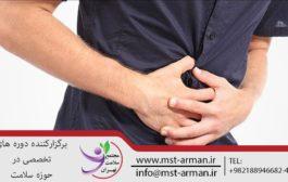 انواع آسیب گوارشی