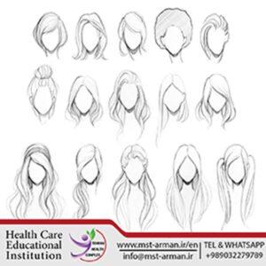 hair types | Tehran Health complex